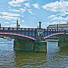 Lambeth Bridge by Elaine123