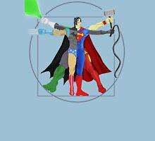 Da Vinci Superheroes T-Shirt