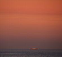 The Sun's Last Second - El Ultimo Segundo Del Sol by Bernhard Matejka