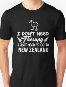 New Zealand Therapy T-Shirt