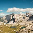 Dolomites panorama by emvalibe