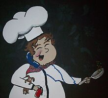 Happy chef by 324heathers