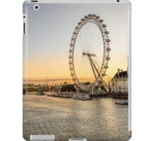 London Eye iPad Case/Skin