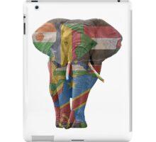 africa elephant iPad Case/Skin