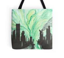 Broken, Tattered and Torn Tote Bag