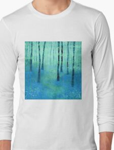 Bluebells, Challock Long Sleeve T-Shirt