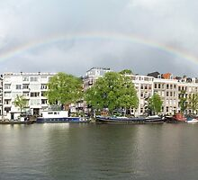 Rainbow @ Carré by AnnoNiem Anno1973