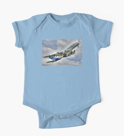 Airbus A380 One Piece - Short Sleeve