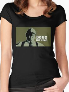 Doug the Head Women's Fitted Scoop T-Shirt