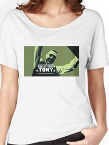 Bullet Tooth Tony Women's Relaxed Fit T-Shirt