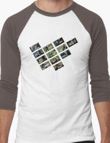 Snatch  Men's Baseball ¾ T-Shirt