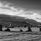 Castle Rigg Stone Circle by FranJ