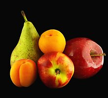Varied Fruits by photoshot44