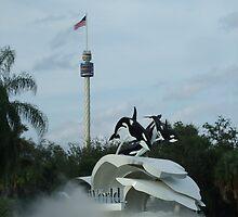 Seaworld - Florida by PaulRoberts