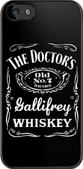 The Doctor's Gallifrey Whiskey by ScottW93