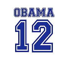 Obama 2012 Photographic Print