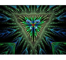 The Shield Of Apophysis Photographic Print