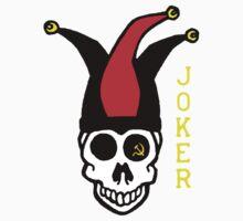 Commie Joker by babydollchic