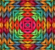 Knitter 2 Sticker