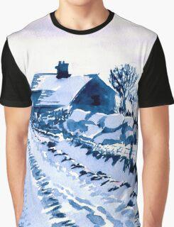 Sparrowpit, Peak District, Derbyshire Graphic T-Shirt