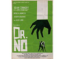 Green Dr No Photographic Print