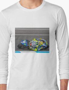 Valentino Rossi  Long Sleeve T-Shirt