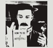 buster. how to be a detective. by luckylittle