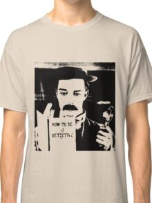 buster. how to be a detective. Classic T-Shirt