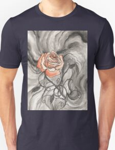 So Like a Rose Unisex T-Shirt