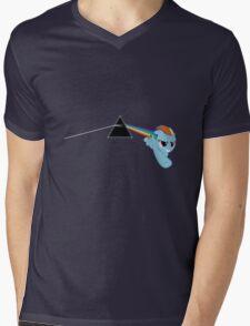 Rainbowdash Mens V-Neck T-Shirt