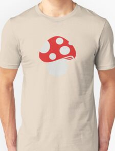 Toadstool fly agaric T-Shirt