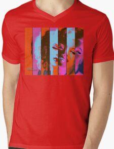 MM 130 SIS red Mens V-Neck T-Shirt