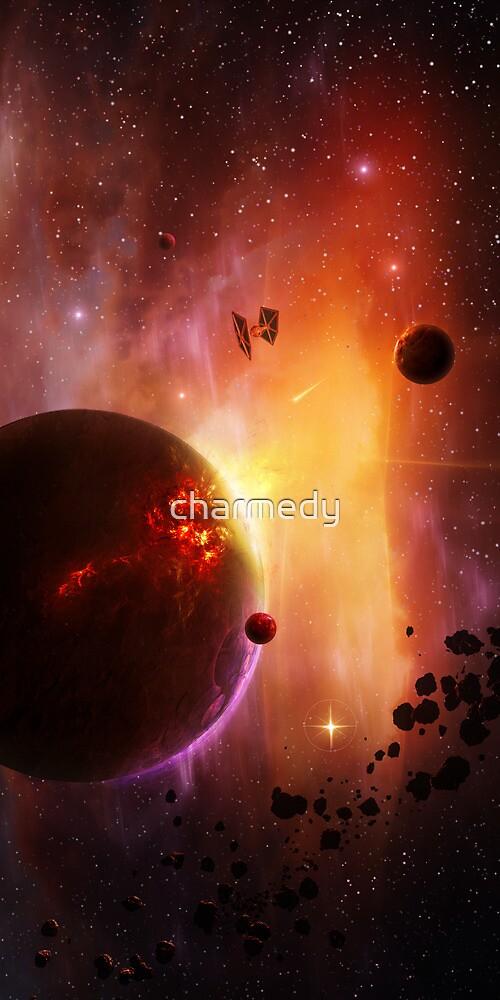 Alternate Space by charmedy