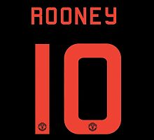 Rooney Champions League  by ilRe