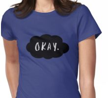 Okay. Womens Fitted T-Shirt