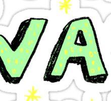 WAT Sticker