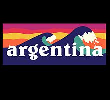 Argentina by mustbtheweather