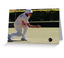 M.B.A. Bowler no. d160 Greeting Card
