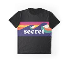 Secret Spot Graphic T-Shirt