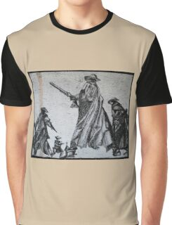 Cow-boys Graphic T-Shirt