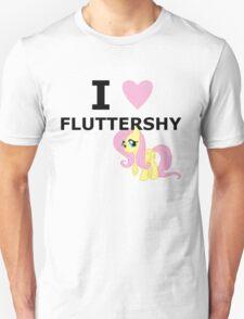 I Heart Fluttershy T-Shirt