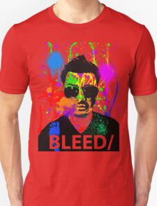 Blend & Bleed with the World T-Shirt
