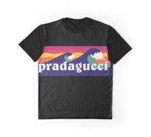 Pradagucci waves Graphic T-Shirt