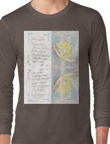mirror image  Long Sleeve T-Shirt