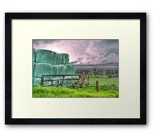 Marlo Farmyard Views Framed Print