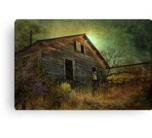 Ghost Town USA Canvas Print