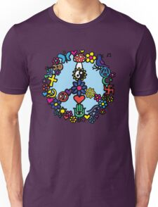 Peace Sign Unisex T-Shirt