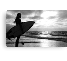 Whites Beach Canvas Print