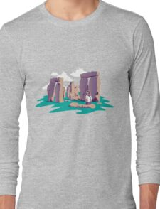 Easter Vacation Long Sleeve T-Shirt