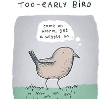 The Too-Early Bird by Sophie Corrigan